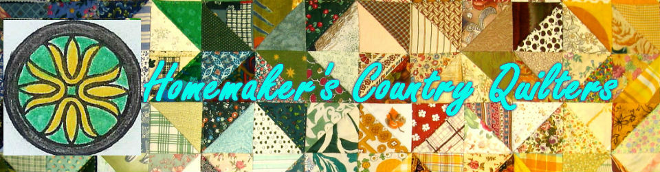 Homemaker's Country Quilters